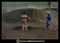 San Cataldo Nuovo crossodromo, sito in Contrada Mimiani vicino alla Stazione Ferroviaria. Motocross, motociclette, acrobazie in motocicletta, moto cross. Domanica 16 Marzo 2008.  - San cataldo (2982 clic)
