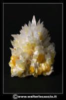 Caltanissetta: Reportage Fotografico sulle miniere. Minerali estratti dalle miniere siciliane. Collezione privata Sig. Gerlando Bennardo.  - Caltanissetta (2877 clic)