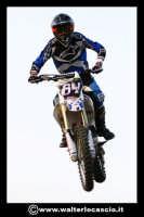 San Cataldo Nuovo crossodromo, sito in Contrada Mimiani vicino alla Stazione Ferroviaria. Motocross, motociclette, acrobazie in motocicletta, moto cross. Domanica 16 Marzo 2008.  - San cataldo (3765 clic)