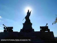 Monumento ai caduti in guerra in Viale Regina MArgherita.  - Caltanissetta (5039 clic)