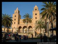 La cattedrale di Cefalù. Il Duomo di Cefalù.  - Cefalù (9400 clic)