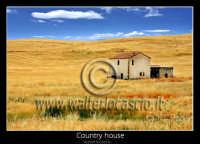 Raddusa: La casa nella prateria. Country House. Walter Lo Cascio www.walterlocascio.it  - Raddusa (5441 clic)