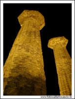 Agrigento le colonne del tempio di Ercole.  - Agrigento (3956 clic)