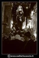 Pietraperzia. Venerdi' Santo 21-03-2008. U Signuri di li fasci. Foto Walter Lo Cascio www.walterlocascio.it   - Pietraperzia (1448 clic)