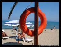 La spiaggia.  - Cefalù (3743 clic)