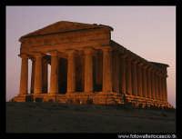 Agrigento Tempio della Concordia.  - Agrigento (3389 clic)