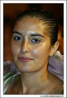 Agira, Agosto 2005. Carnevale Estivo 2005. Ragazza in maschera #6  - Agira (1568 clic)