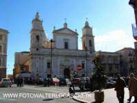 PIazza Garibaldi con Duomo Santa Maria La Nova.  - Caltanissetta (3436 clic)