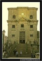 Enna: Chiesa di San Cataldo (secolo XVIII). ENNA Walter Lo Cascio