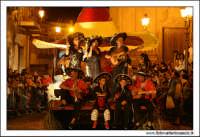Agira, Agosto 2005. Carnevale Estivo 2005. Il carro Messicano.   - Agira (4935 clic)