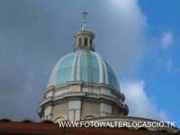 Cupola del duomo di Caltanissetta. CALTANISSETTA Walter Lo Cascio