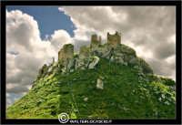 Mazzarino. Castello di Mazzarino, detto castello Garsiliato o Garsuliato. Localita' Castellazzo.  - Reportage sui Castelli della Provincia di Caltanissetta -  - Mazzarino (8030 clic)