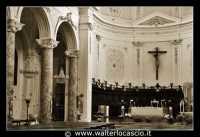 Agira: Chiesa Reale Abbazia di San Filippo. Altare.  - Agira (4349 clic)