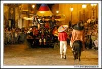 Agira, Agosto 2005. Carnevale Estivo 2005. I componenti del Carro messicano.  - Agira (5933 clic)