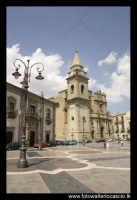Piazza della Repubblica di Regalbuto.  - Regalbuto (3778 clic)