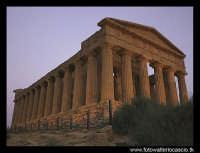 Agrigento Tempio della Concordia.  - Agrigento (3695 clic)
