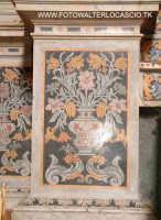 Chiesa S.Agata al Collegio. Affreschi  - Caltanissetta (4029 clic)