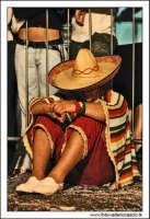 Agira, Agosto 2005. Carnevale Estivo 2005. La siesta del messicano.  - Agira (11330 clic)