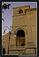 Enna: Chiesa di San Francesco in Piazza Vittorio Emanuele.  - Enna (2069 clic)