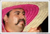 Agira, Agosto 2005. Carnevale Estivo 2005. El macho siculo-mexicano.   - Agira (2650 clic)