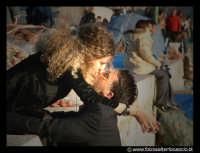 Mondello: Un bacio di due innamorati.  - Mondello (12113 clic)