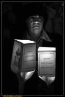 Caltanissetta: Settimana Santa a Caltanissetta 2009. Cristo Nero. Processione del Cristo Nero a Caltanissetta. Processione del Venerdi' Santo a Caltanissetta. Photo Walter Lo Cascio www.walterlocascio.it   - Caltanissetta (4267 clic)