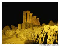Agrigento Tempio di Ercole.  - Agrigento (3672 clic)