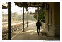 Caltanissetta. Stazione di Xirbi. CALTANISSETTA Walter Lo Cascio