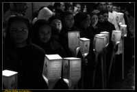 Caltanissetta: Settimana Santa a Caltanissetta 2009. Cristo Nero. Processione del Cristo Nero a Caltanissetta. Processione del Venerdi' Santo a Caltanissetta. Photo Walter Lo Cascio www.walterlocascio.it   - Caltanissetta (4494 clic)