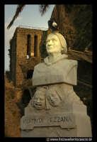 Acicastello: Giacinta Pezzana. Attrice piemontese, morta ad Acicastello nel 1919.  - Aci castello (4002 clic)