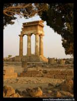 Agrigento Tempio di Castore e Polluce.  - Agrigento (4575 clic)