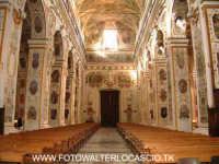 Interno del Duomo di Caltanissetta. Navata Centrale.  - Caltanissetta (6622 clic)