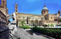 La Cattedrale PALERMO Carlo Ireneo Reina