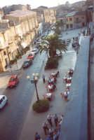 La Piazza di Mazzarino  - Mazzarino (6300 clic)