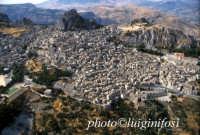 panorama aereo  - Caltabellotta (2497 clic)