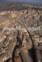 veduta aerea del centro storico  - Caltagirone (4532 clic)