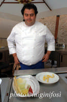 lo chef gennaro esposito a cheese art 2004  - Ragusa (4263 clic)