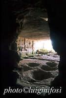 Cava d'Ispica - grotta dei santi  - Ispica (4430 clic)