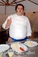 lo chef gennaro esposito a cheese art 2004  - Ragusa (3790 clic)