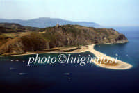 vista aerea della baia  - Tindari (6466 clic)
