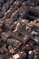 veduta aerea del centro storico  - Favara (5216 clic)