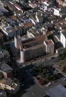 la piazza e il castello dei conti di modica  - Alcamo (6055 clic)