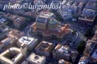veduta aerea del teatro Massimo PALERMO Luigi Nifosì