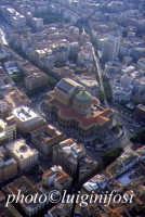 veduta aerea del teatro Massimo  - Palermo (5330 clic)