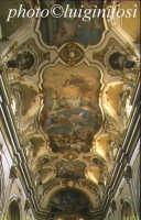 chiesa di santa maria maggiore - affreschi della volta   - Ispica (4316 clic)