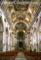 chiesa di santa maria maggiore - complessivo dell'interno  - Ispica (4147 clic)