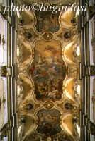 chiesa di santa maria maggiore - complessivo della volta  - Ispica (3812 clic)