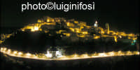 ragusa ibla - notturno  - Ragusa (2214 clic)