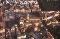 veduta aerea della cattedrale PALERMO Luigi Nifosì