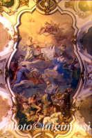 chiesa di santa maria maggiore - particolare della volta  - Ispica (4301 clic)
